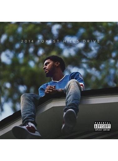Sony Music J. Cole-2014 Forest Hills Drive Renkli